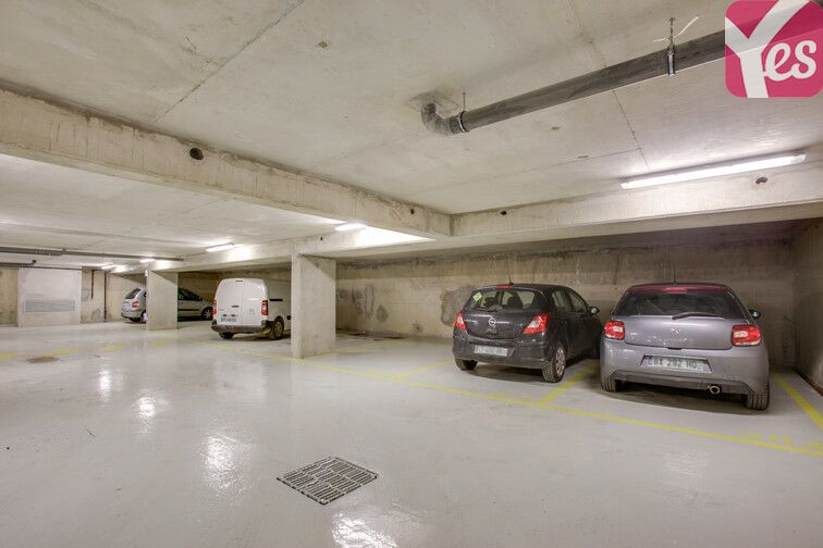 Parking Porte de Bagnolet - Saint-Blaise - Paris 20 24/24 7/7