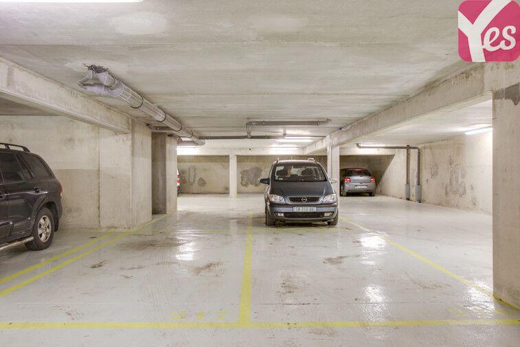 Parking Porte de Bagnolet - Saint-Blaise - Paris 20 garage