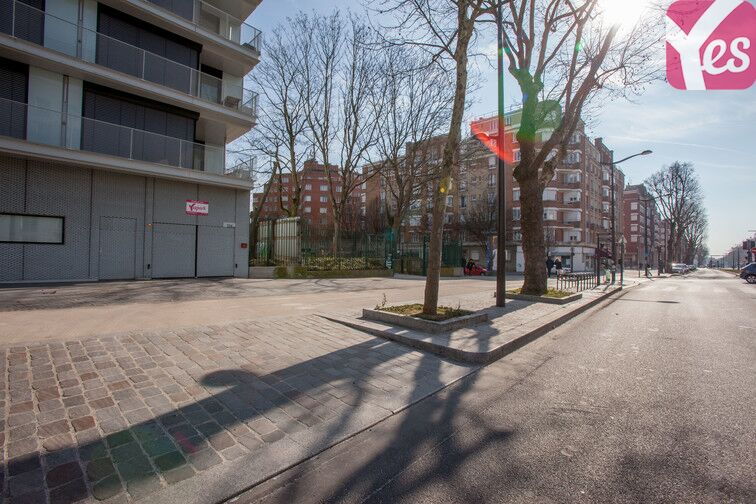 Parking Porte de Bagnolet - Saint-Blaise - Paris 20 24/24 7/7