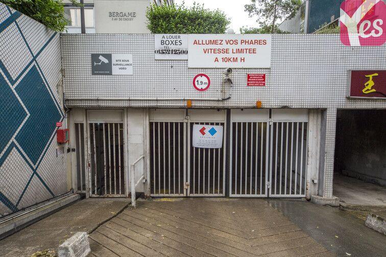 Parking Maison Blanche - Porte d'Italie - Paris 13 gardien