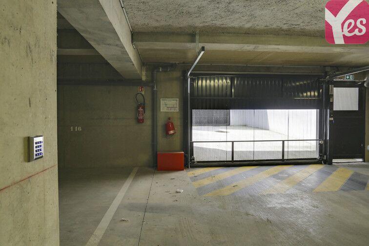 Parking Chartres de Bretagne - YGL 1/1 caméra
