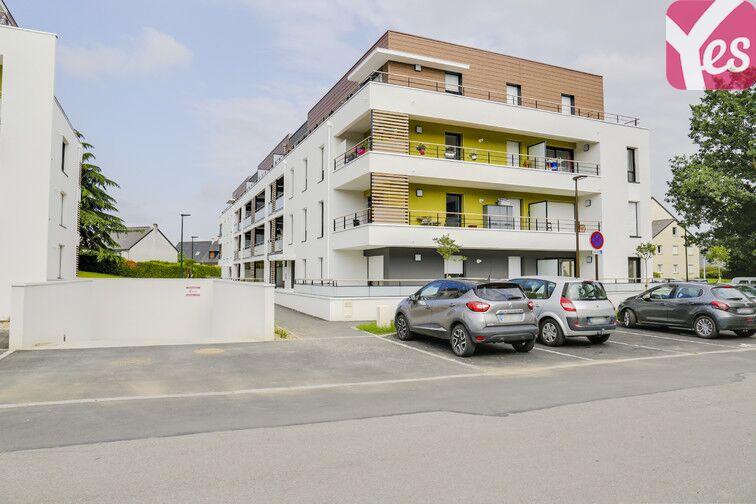 Parking Chartres de Bretagne - YGL 1/1 sécurisé