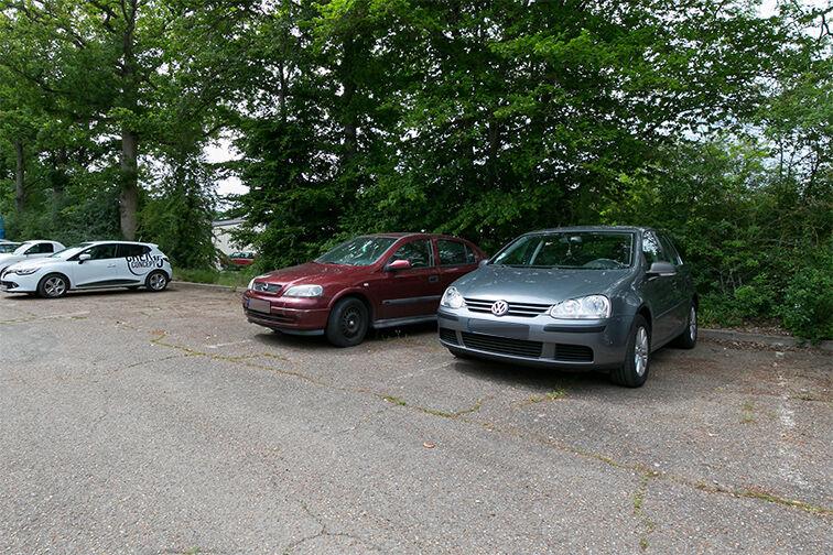 Parking Centre-ville - Dourdan (aérien) pas cher
