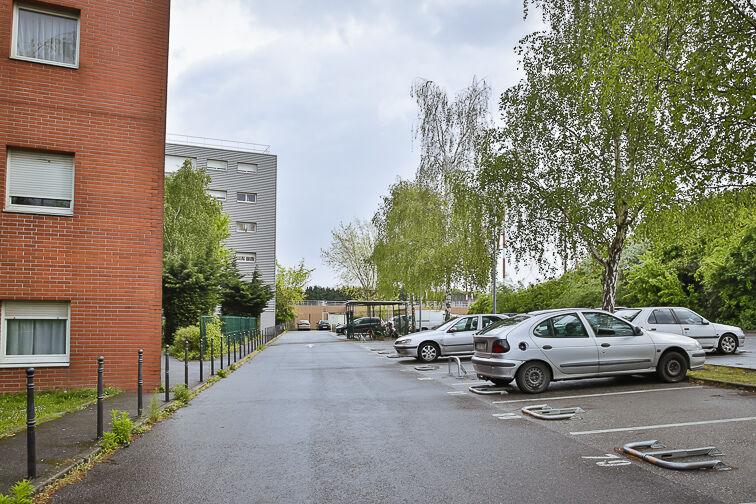 Parking Les Aunettes - Evry location mensuelle