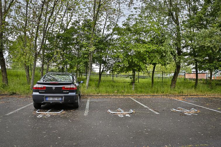 Parking Les Aunettes - Evry 91000