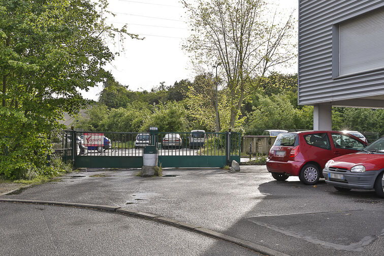 Parking Les Aunettes - Evry sécurisé