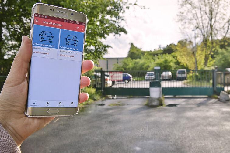 Location parking Les Aunettes - Evry