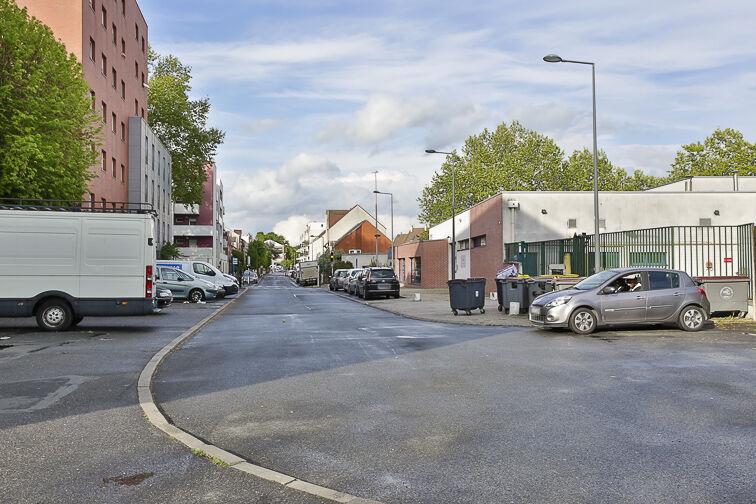 Parking Les Aunettes - Evry 36 boulevard de l'Yerres