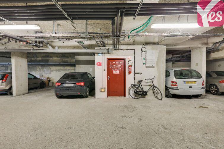 Parking Daumesnil sécurisé