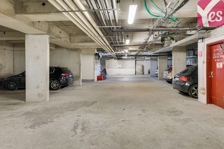 Parking Daumesnil 24/24 7/7