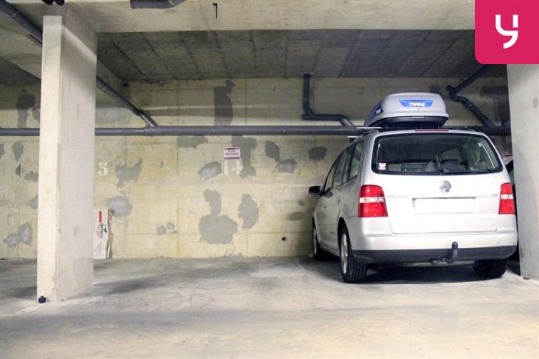 Parking Daumesnil à louer