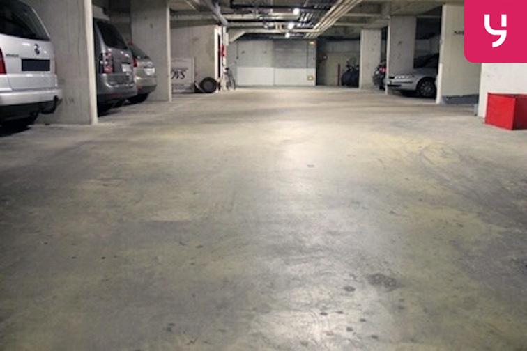 Parking Daumesnil souterrain