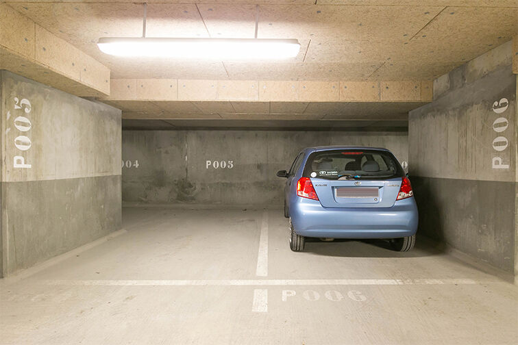 Parking Torcy 2 sécurisé