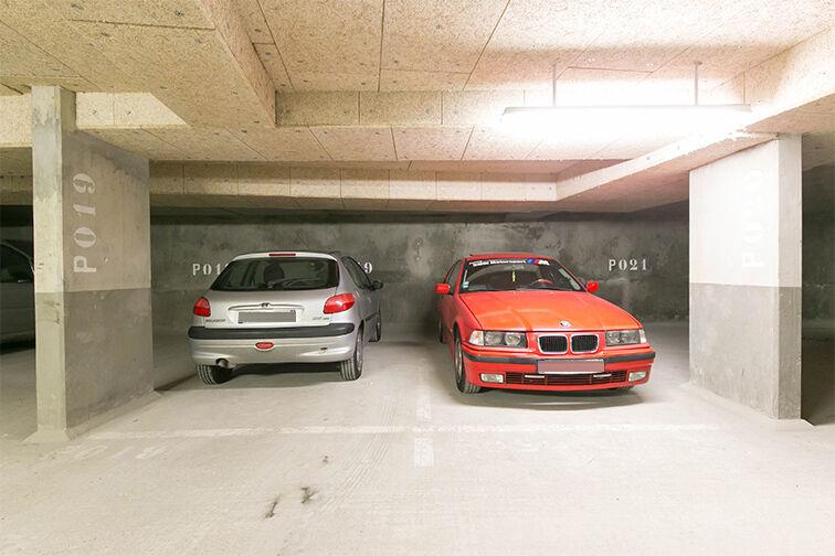 Parking Torcy 2 gardien