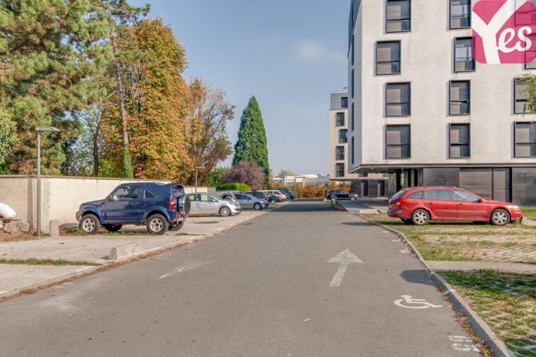 Parking La Poste - Centre Culturel - Villeparisis sécurisé