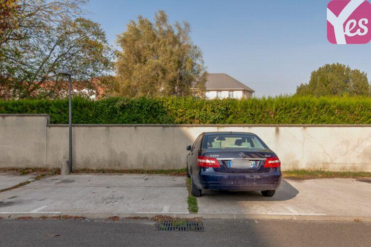 Parking La Poste - Centre Culturel - Villeparisis 21-23  avenue de la République
