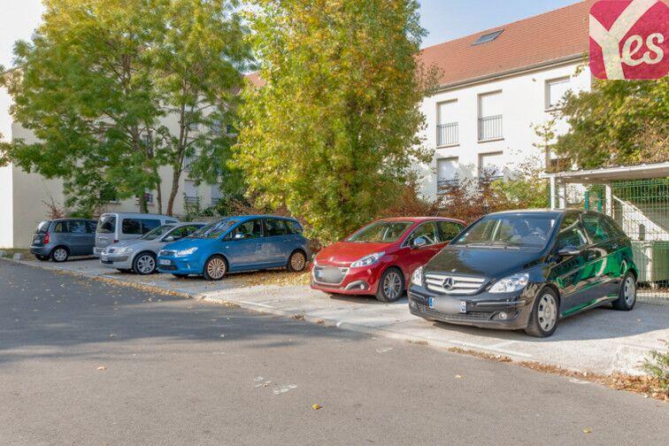 Parking La Poste - Centre Culturel - Villeparisis souterrain