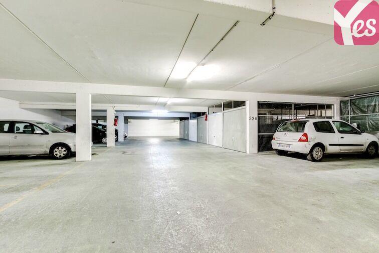 Le parking est propre et entretenu régulièrement