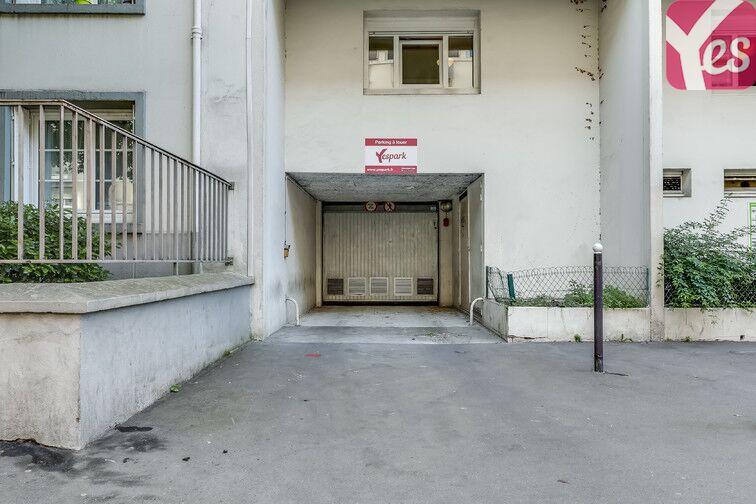 Parking Montsouris - Dareau - Amiral Mouchez - Paris 14 24/24 7/7