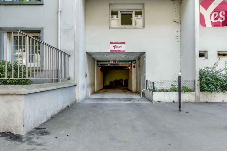 Parking Montsouris - Dareau - Amiral Mouchez - Paris 14 garage