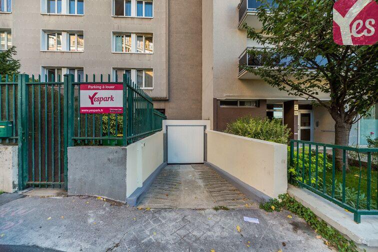 Parking Ménilmontant - Amandiers - Paris 20 à louer