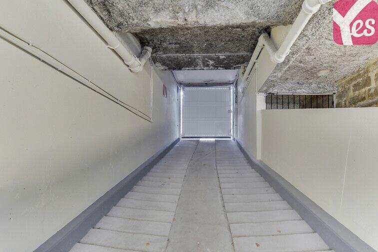Parking Ménilmontant - Amandiers - Paris 20 garage