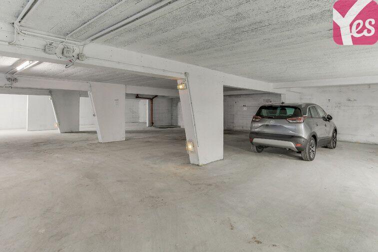 Parking Ménilmontant - Amandiers - Paris 20 gardien