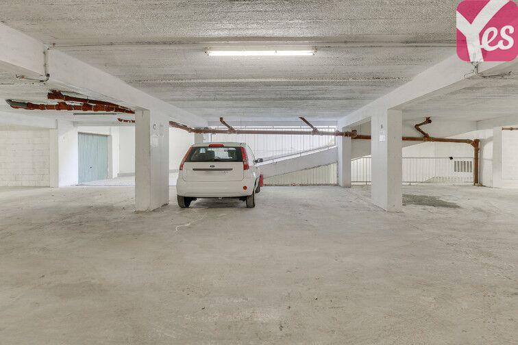 Parking Ménilmontant - Amandiers - Paris 20 24/24 7/7