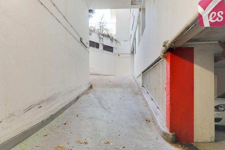 Parking Ménilmontant - Amandiers - Paris 20 souterrain