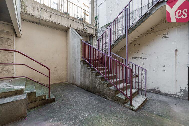 Parking Ménilmontant - Amandiers - Paris 20 12 rue d'Annam