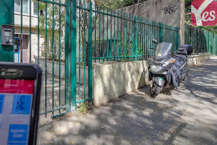 Parking Ménilmontant - Square du Docteur Granchet - Paris 20 25 bis rue Villiers Isle Adam