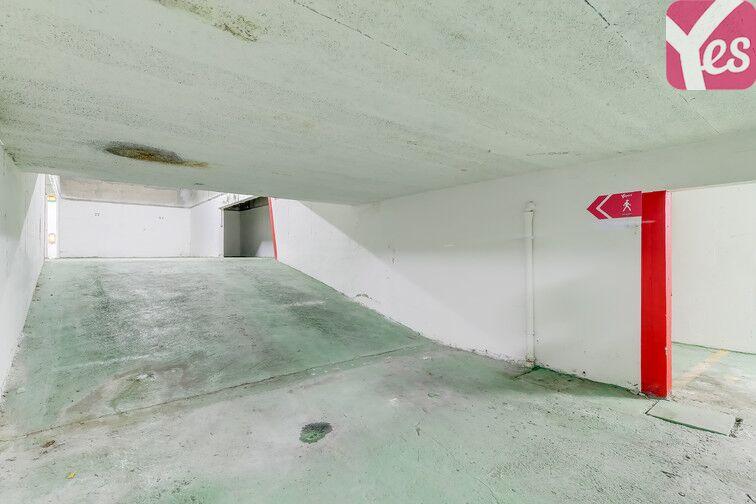 Parking Ménilmontant - Square du Docteur Granchet - Paris 20 location mensuelle