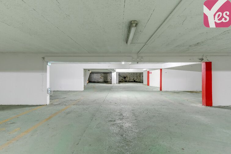 Parking Ménilmontant - Square du Docteur Granchet - Paris 20 24/24 7/7