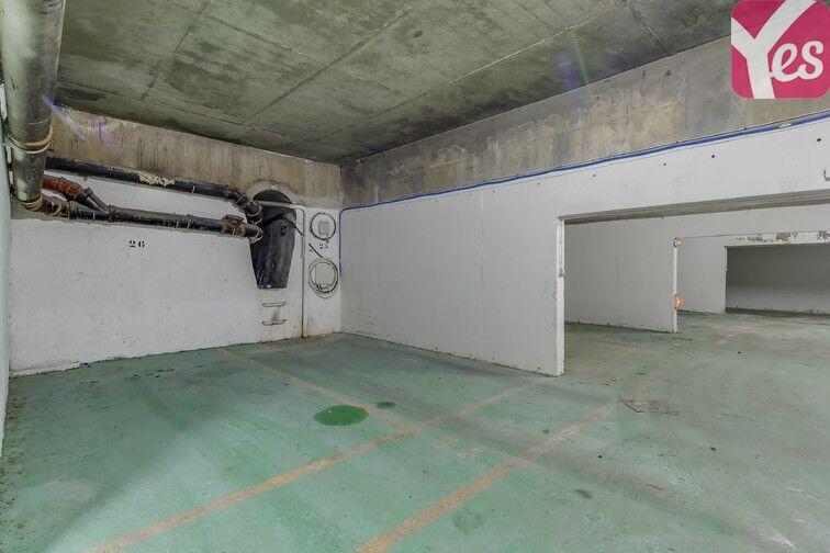 Parking Ménilmontant - Square du Docteur Granchet - Paris 20 souterrain