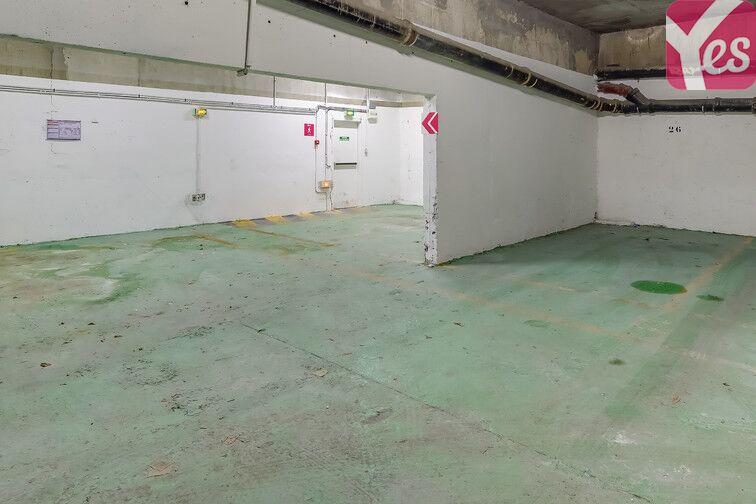 Parking Ménilmontant - Square du Docteur Granchet - Paris 20 gardien