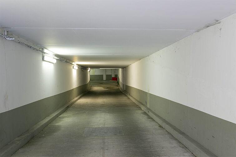 Parking Lumière - Liberté souterrain