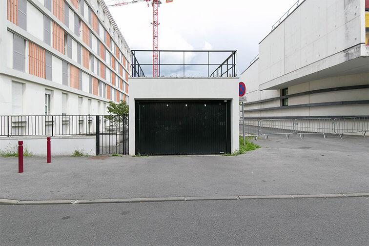 Parking Lumière - Liberté Fresnes