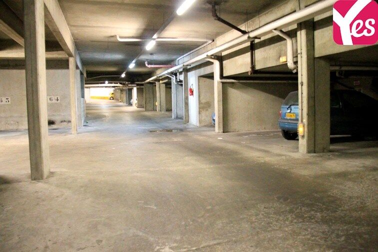 Parking Place des Fêtes souterrain