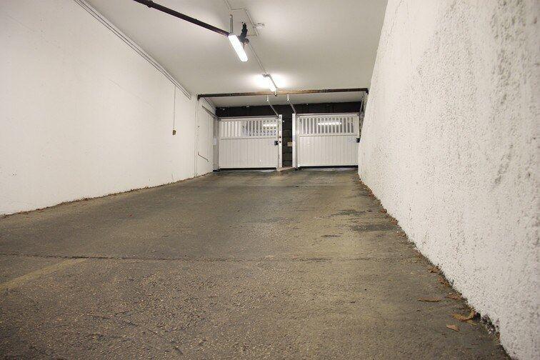 Parking Place des Fêtes caméra
