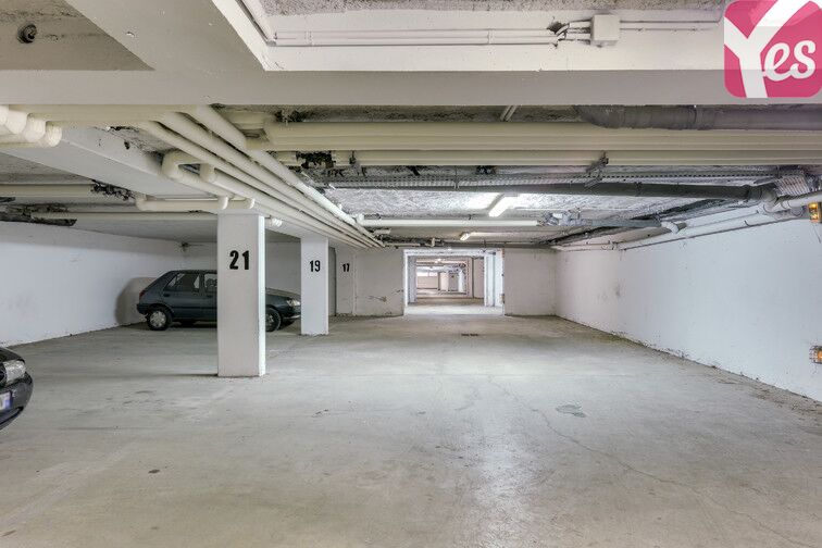 Parking Le Plessis-Trévise en location