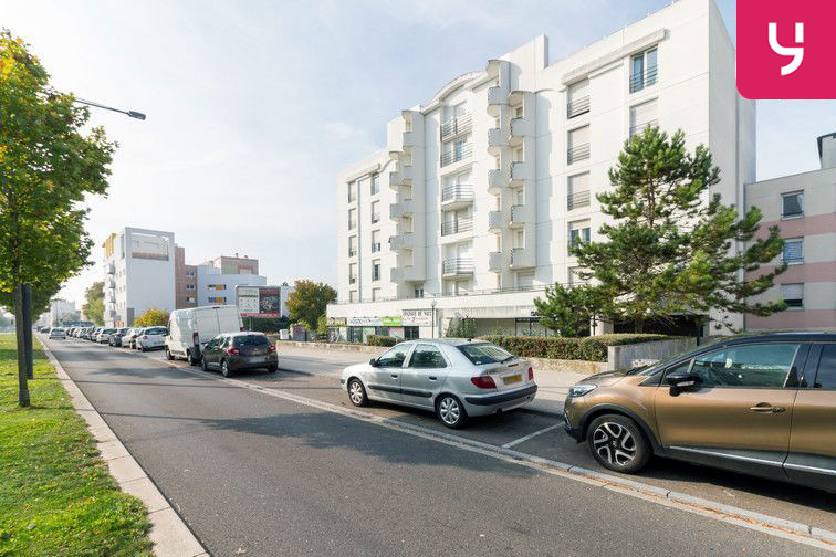 Parking Maladière - Dijon garage