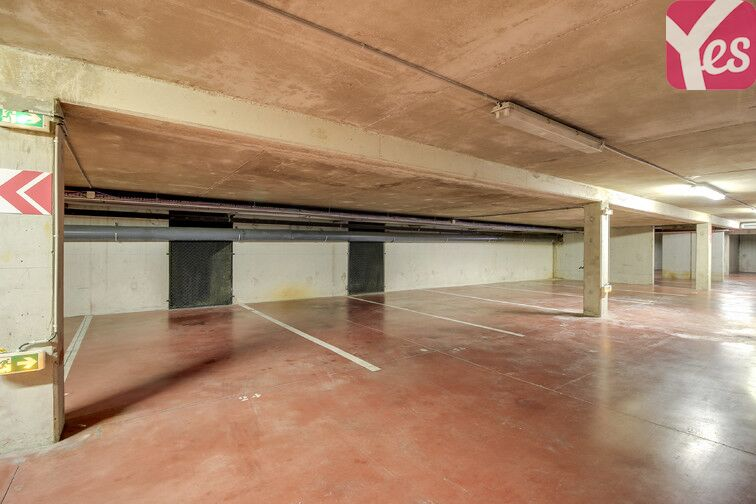 Parking Maladière - Dijon 24/24 7/7