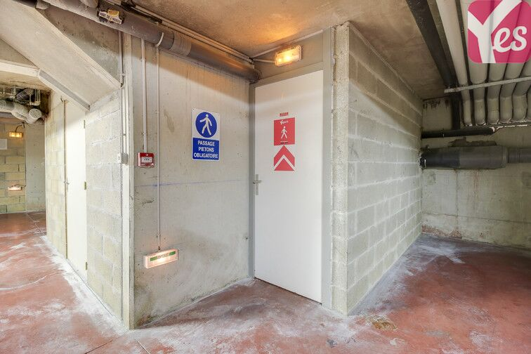 Parking Maladière - Dijon pas cher