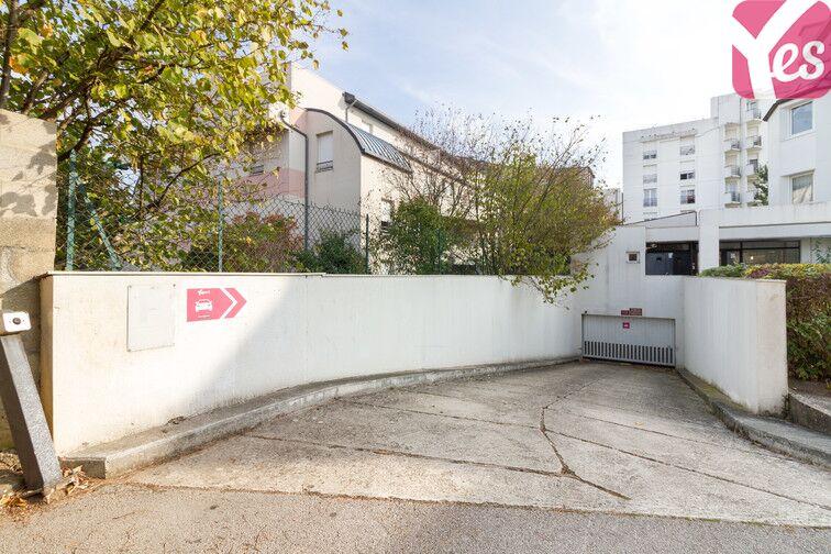 Parking Maladière - Dijon 21000