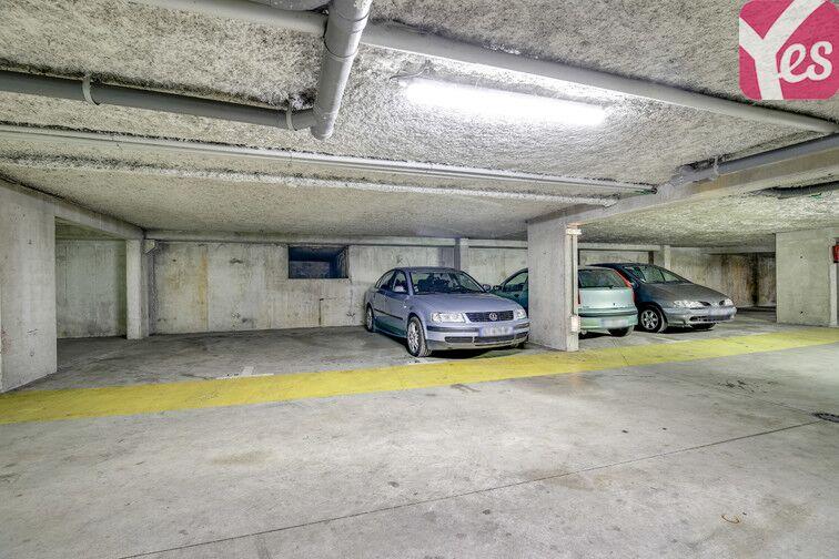 Parking Boulevard Robert Schuman - Nantes location mensuelle