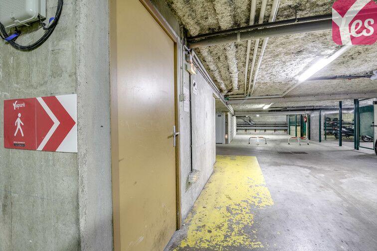 Parking Boulevard Robert Schuman - Nantes avis