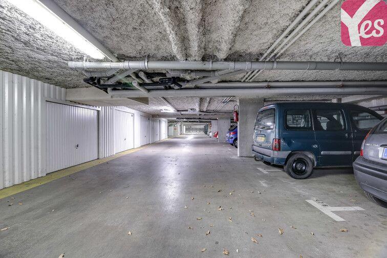Parking Boulevard Robert Schuman - Nantes caméra