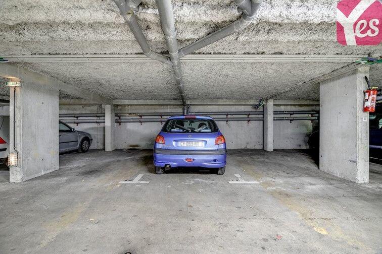 Parking Boulevard Robert Schuman - Nantes souterrain