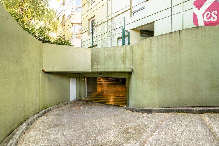 Parking Boulevard Robert Schuman - Nantes 44000