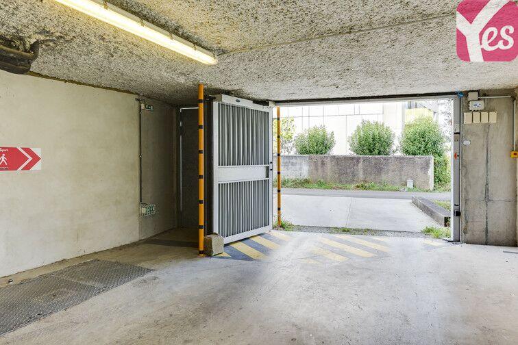 Parking Basse Chênaie - Doulon Bottière - Nantes garage